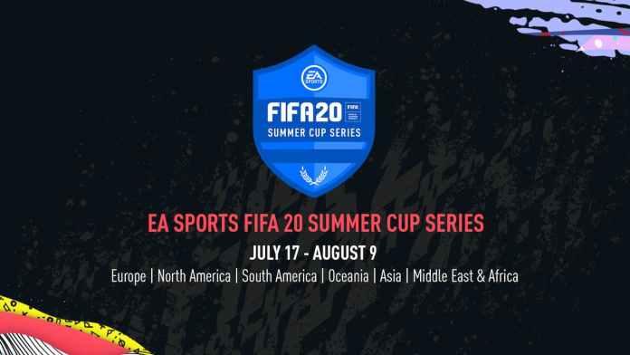 EA SPORTS FIFA 20 Summer Cup Series