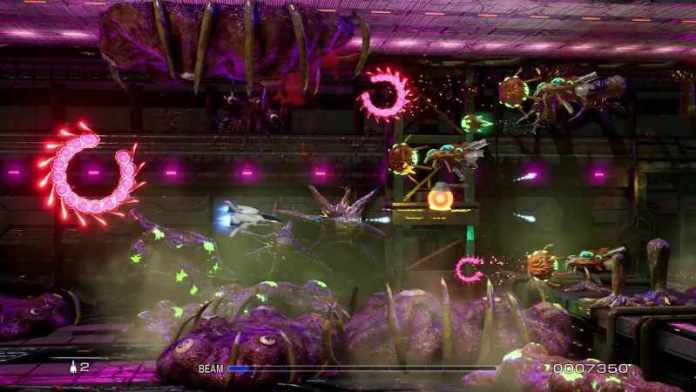 R-Type Final 2 gameplay