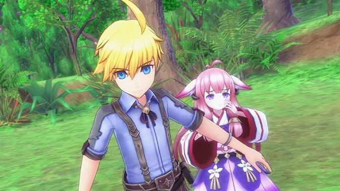 Rune Factory 5 gameplay