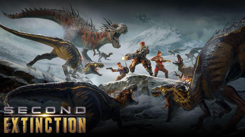 Second Extinction 2021
