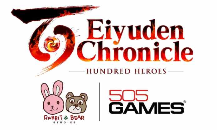 Eiyuden Chronicle: Hundred Heroes.
