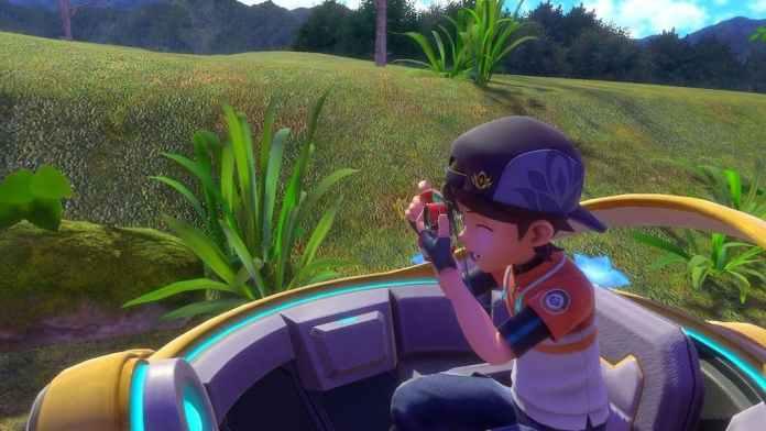 New Pokémon Snap gameplay