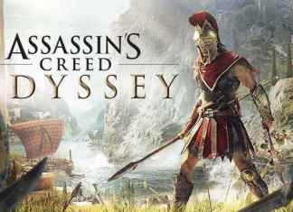 Assassin's Creed Odyssey gameplay