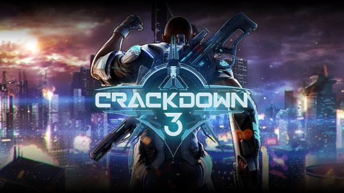 Crackdown 3 gameplay