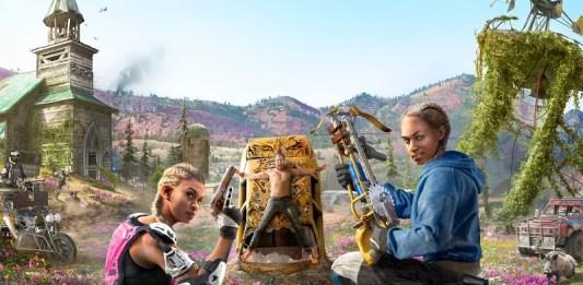 Far Cry New Dawn gameplay