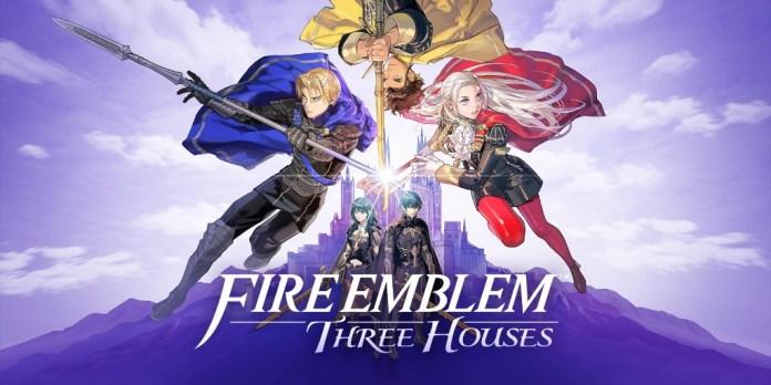 Fire Emblem - Three Houses gameplay