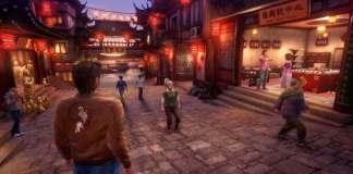 Shenmue III gameplay