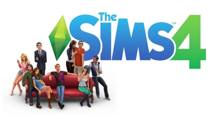 The Sims 4 gameplay