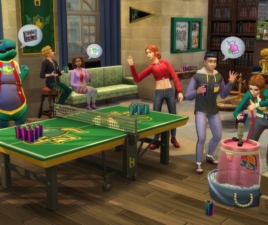 The Sims 5 gameplay
