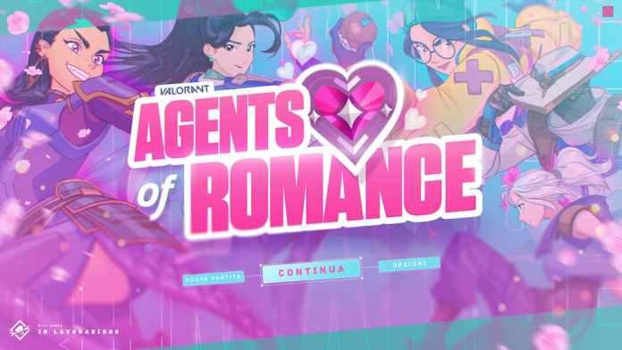 VALORANT: Agents of Romance