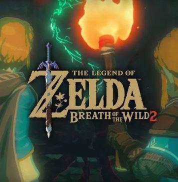 Zelda Breath of the Wild 2 uscita
