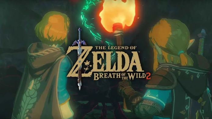 Zelda Breath of the Wild 2 uscita