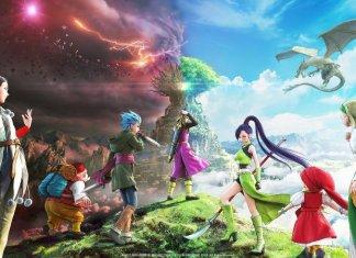 Dragon Quest XI console