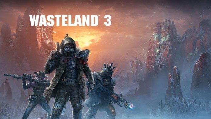 Wasteland 3 gameplay