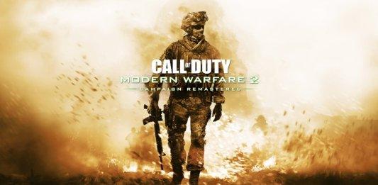 Call of Duty Modern Warfare 2 Remastered gameplay