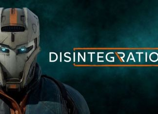 Disintegration gameplay