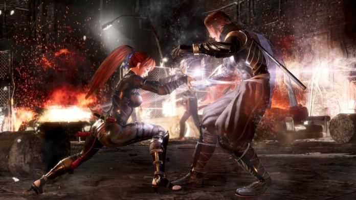 Kasumi Dead or Alive gameplay