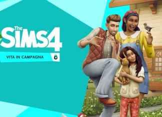 The Sims 4 Vita in Campagna