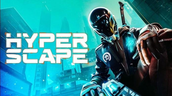 Ubisoft Hyper Scape gameplay