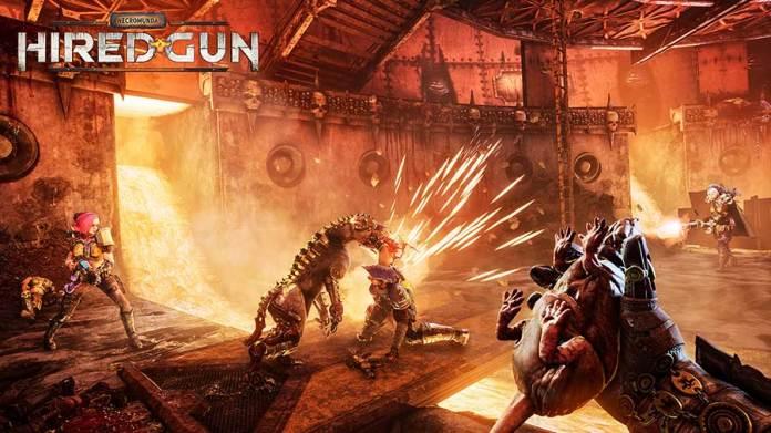 Necromunda: Hired Gun recensione xbox series x