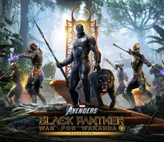 Black Panther - Guerra per il Wakanda