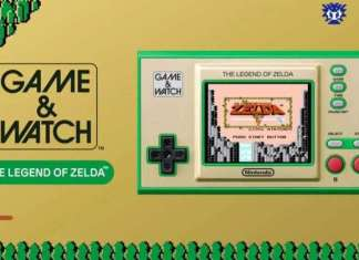 Game & Watch The Legend of Zelda giochi