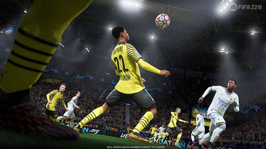 fifa 22 gameplay dettagli anteprima