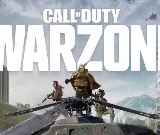 Call of Duty Warzone requisiti