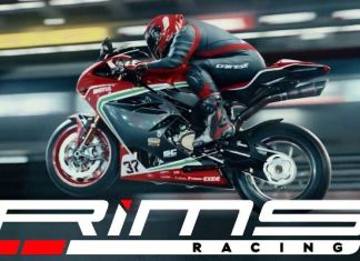 RiMS Racing uscita