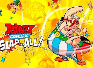 Asterix & Obelix - Slap Them All! uscita