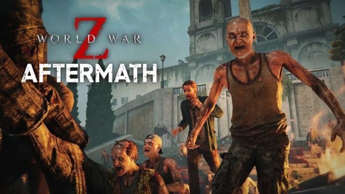 World War Z Aftermath uscita