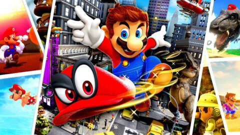 Save On Some Great First-Party Nintendo Switch Games At Walmart Now