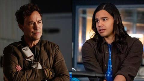 CW's The Flash Loses Tom Cavanaugh And Carlos Valdes Ahead of Season 8