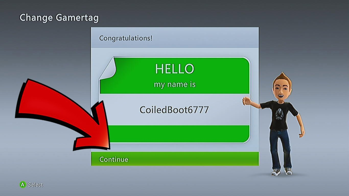 Microsoft Will Remove Inactive Gamertags After Five Years