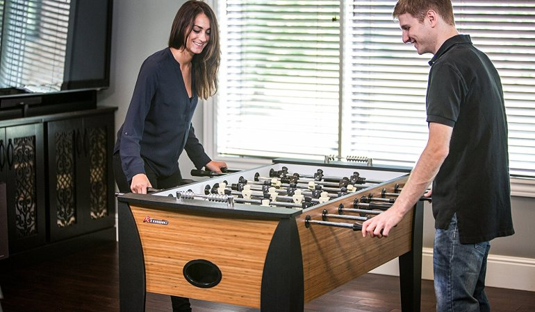 The Complete Guide To Buying A Foosball Table
