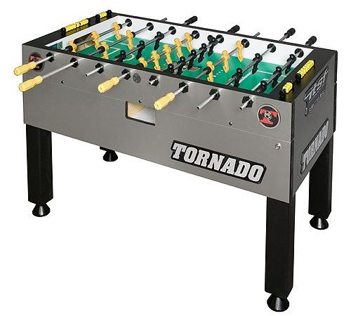 Foosball Table Dimensions: Things to Consider When Measuring Space For A Foosball Table
