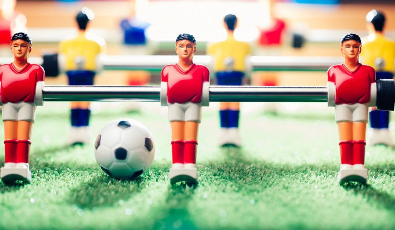 5 Of The Most Expensive Foosball Tables Ever