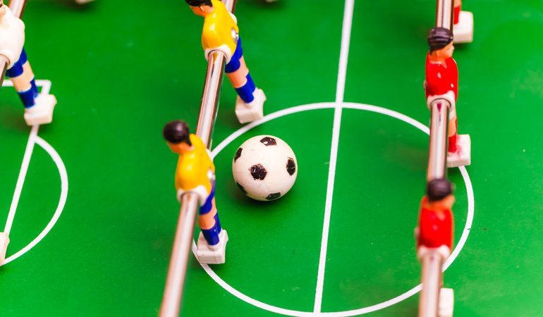Which Type of Foosball Balls Are Right For Your Table