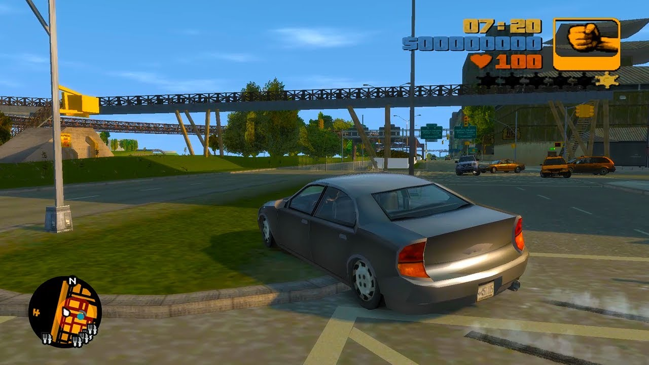 GTA 3 Remastered for PC