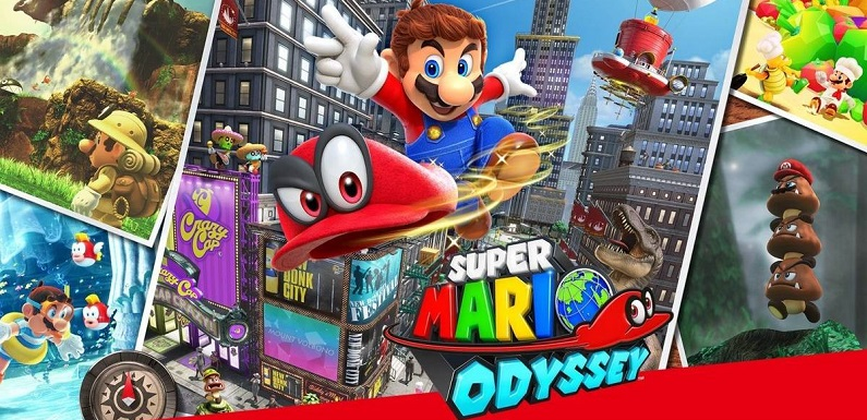 Análisis de Super Mario Odyssey para Nintendo Switch