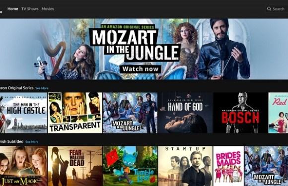 Las 10 mejores series de Amazon Prime originales