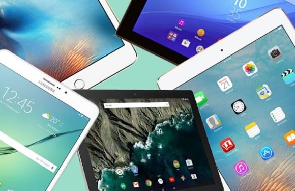 Descubre la mejor Tablet de 2018: Guía de compra actualizada