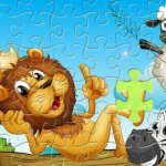 Jungle Jigsaw