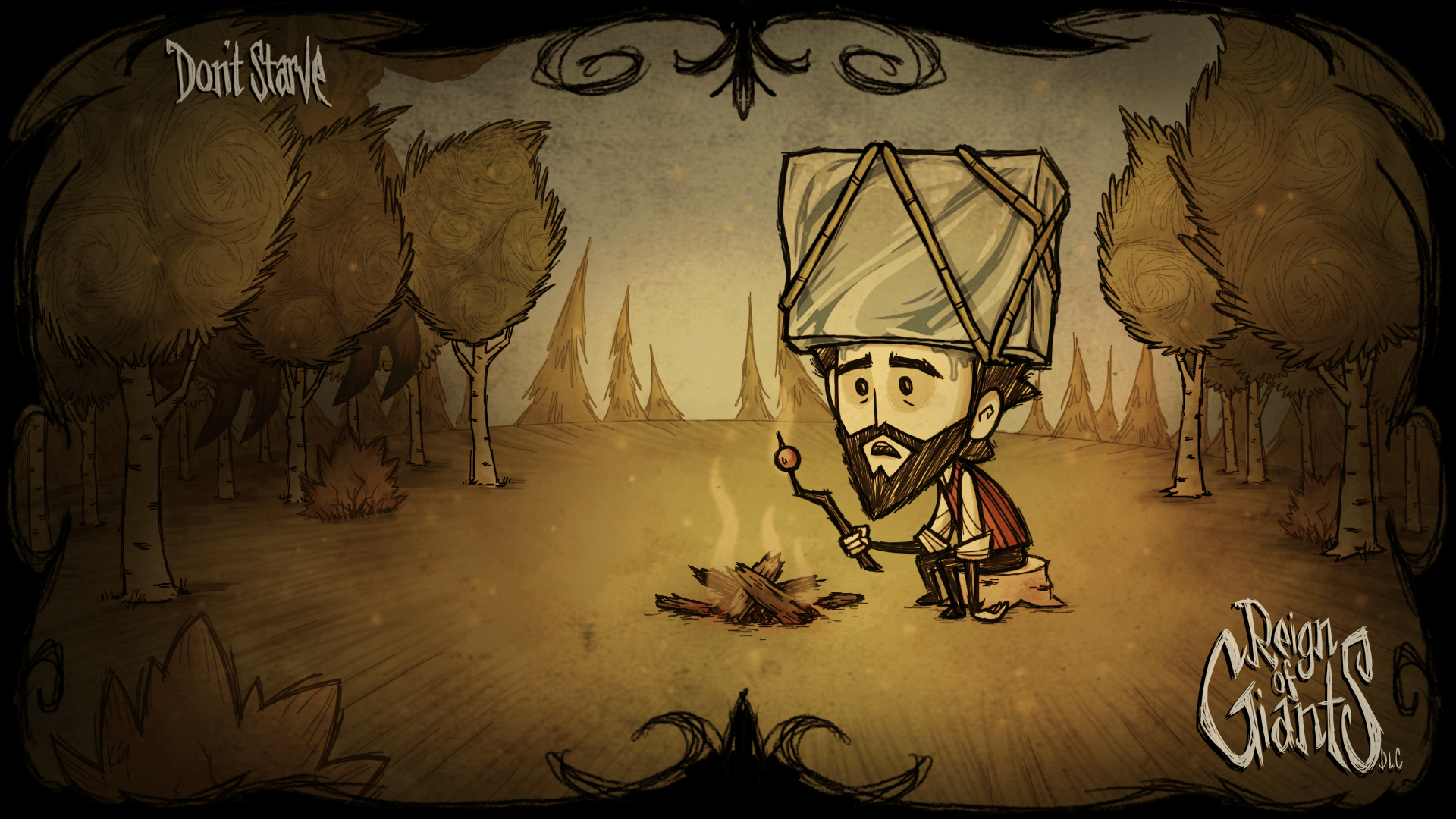 Dont Starve Il DLC Reign Of Giants Per PS4 Imminente
