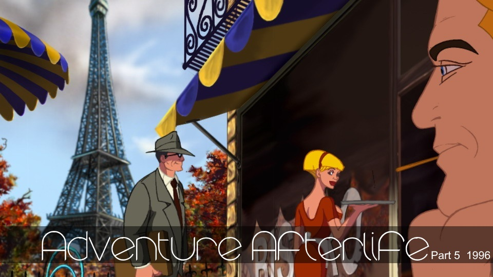 Adventure After life 20 years of Adventure games Part 5 -1996