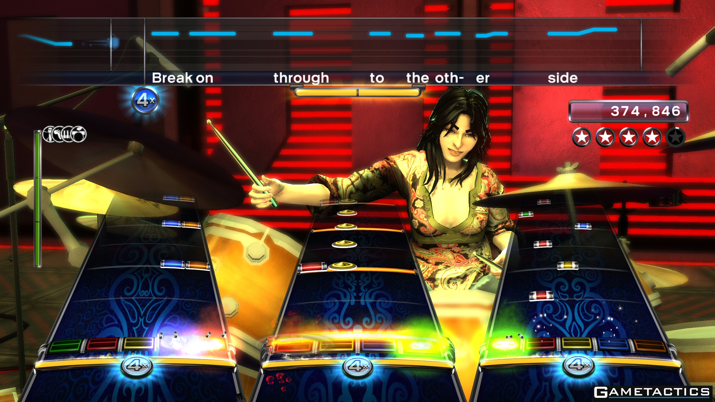 Rock Band 3 Has Music Harmonies And A Keyboard
