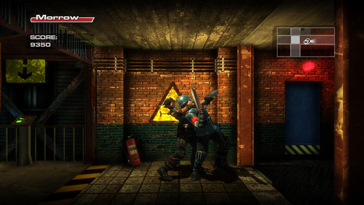 New RushN Attack Ex Patriot Screenshots Released
