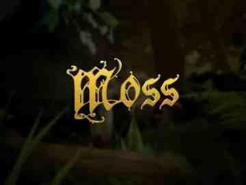 Moss Disc