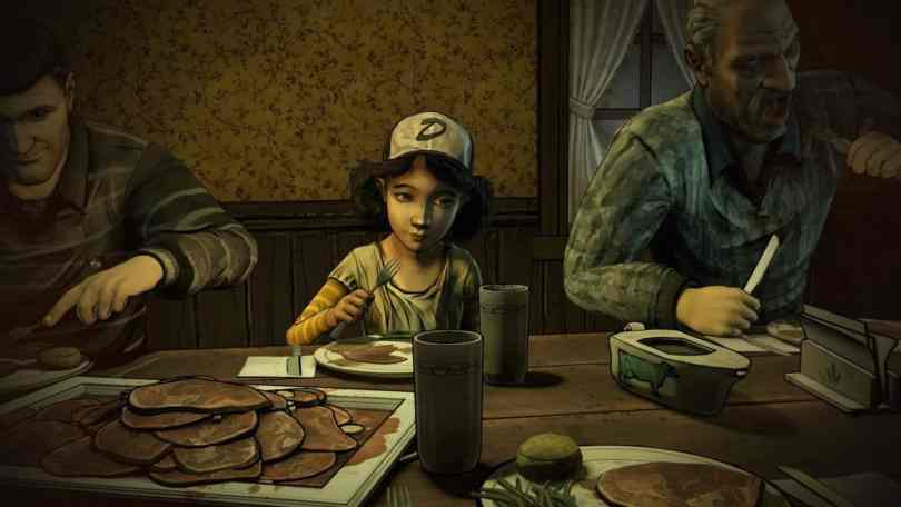 Telltale Walking Dead Nintendo Switch