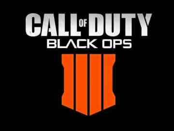 Call of Duty: Black Ops 4 Logo